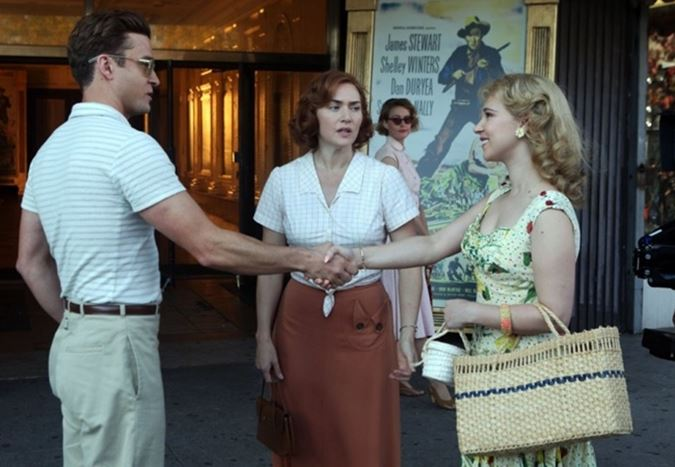 Woody Allen'ın, Kate Winslet'lı yeni filmi Wonder Wheel'dan ilk görsel yayınlandı