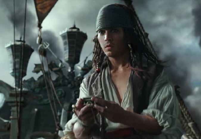 Johnny Depp ve Javier Bardem'li Karayip Korsanları: Salazar'ın İntikamı'ndan yeni fragman!