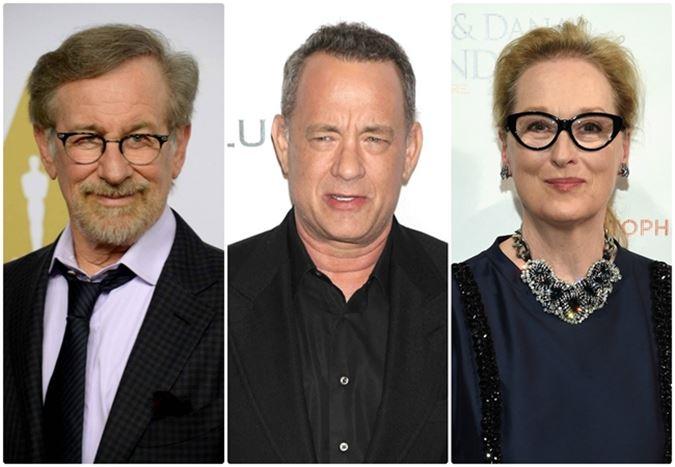 Meryl Streep ile Tom Hanks, Steven Spielberg'in filminde başrolleri paylaşacak
