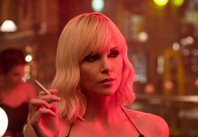Charlize Theron'lu Atomic Blonde'tan ilk görüntüler yayınlandı