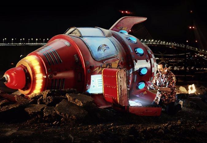 Cem Yılmaz'ın yeni filmi Arif v 216'dan 145 saniyelik ilk fragman!