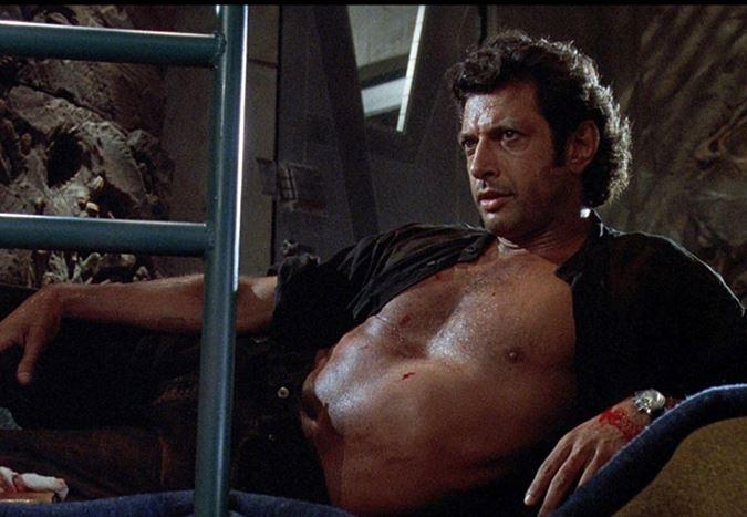Jeff Goldblum, Jurassic World 2 ile Jurassic Park evrenine geri dönüyor