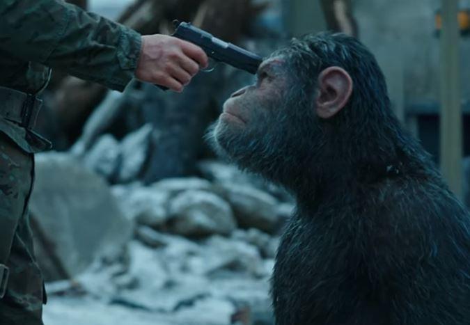 Maymunlar Cehennemi: Savaş'tan Türkçe altyazılı yeni fragman yayınlandı