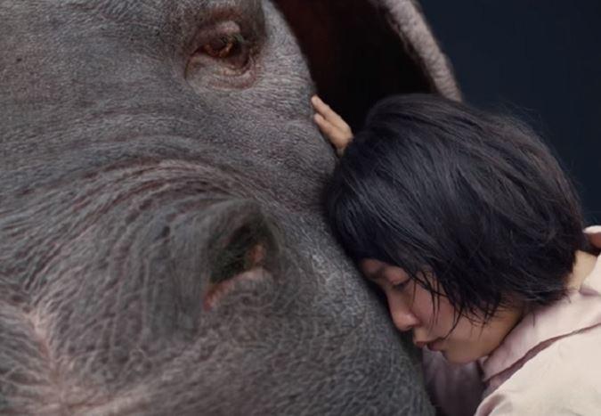 Cannes'da Altın Palmiye için yarışan Okja'dan fragman yayınlandı