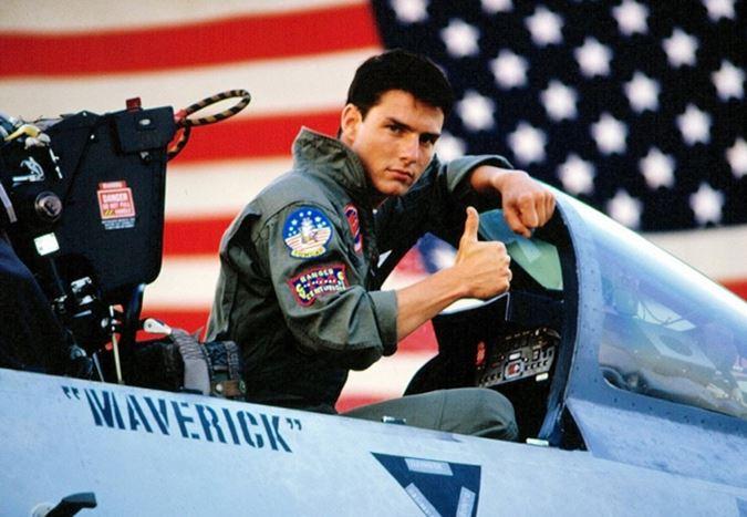 """Tom Cruise açıkladı: """"Top Gun 2 geliyor"""""""