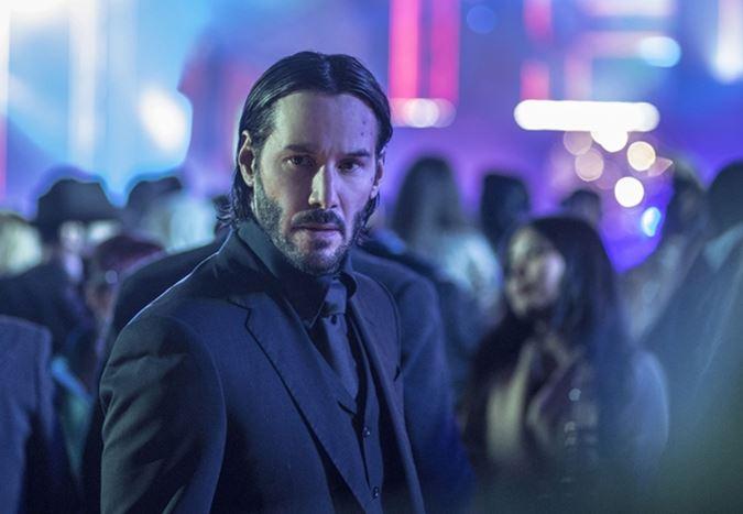 Keanu Reeves'li John Wick 3 yolda!