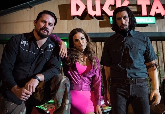 Steven Soderbergh'in sinemaya dönüş filmi Logan Lucky'den ilk fragman yayınlandı