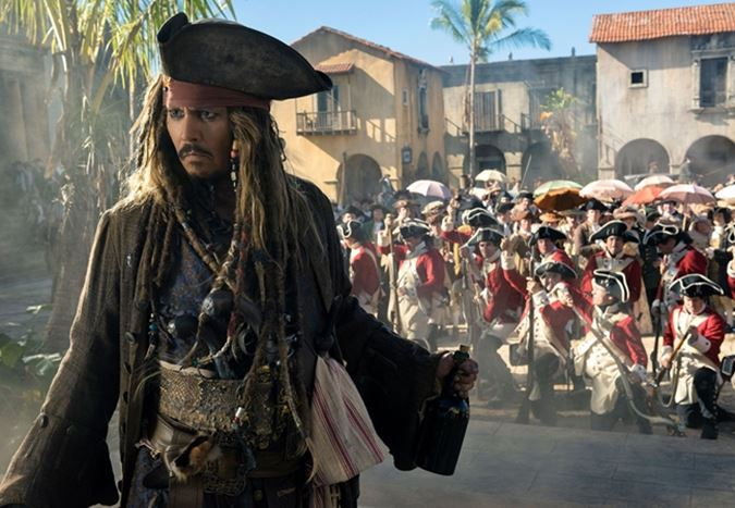 Box Office Türkiye: Karayip Korsanları: Salazar'ın İntikamı'ndan görkemli açılış!