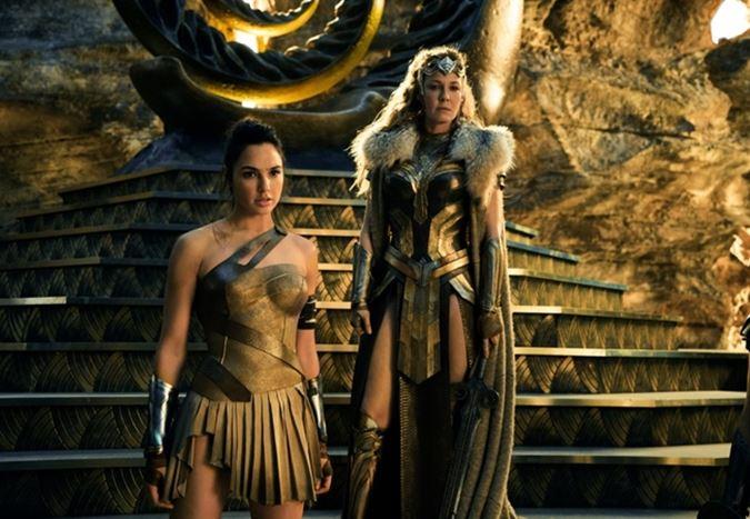 Box Office ABD: Wonder Woman $100 milyonla gişenin zirvesinde!