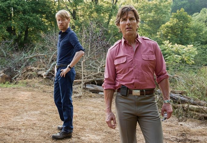 Tom Cruise'lu American Made filminden fragman yayınlandı