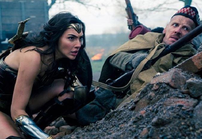 Box Office ABD: Wonder Woman'ın gişedeki hızı kesilmiyor