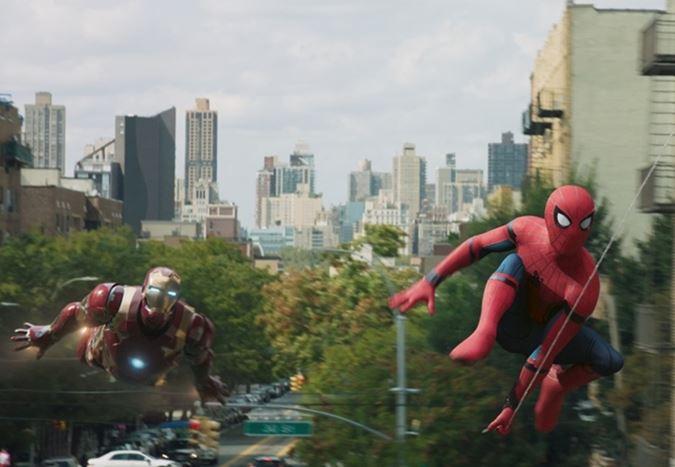 Box Office ABD: Örümcek-Adam: Eve Dönüş, yılın en iyi üçüncü açılışını gerçekleştirdi