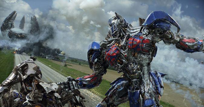 Transformers 4'ten muhteşem açılış