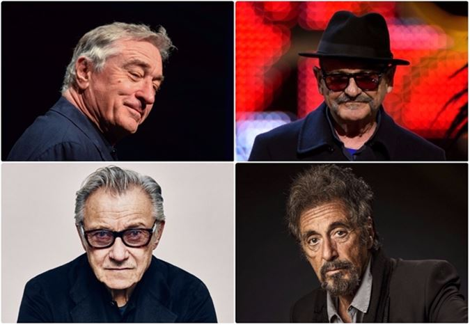 Efsaneler bir araya geliyor: Joe Pesci, Martin Scorsese'nin yeni filmi The Irishman'e katıldı