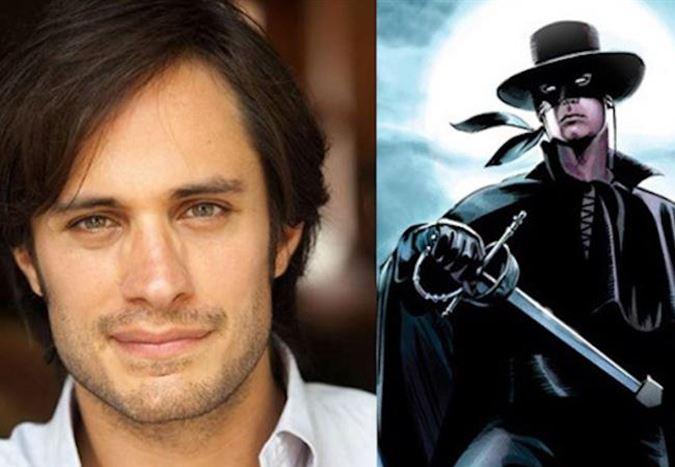 Zorro, Gael Garcia Bernal ile geri dönüyor