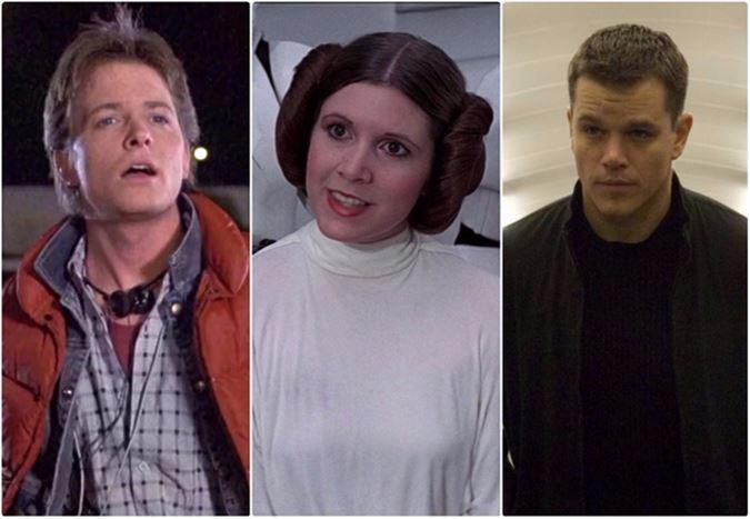Sinema tarihinin en iyi üçlemeleri