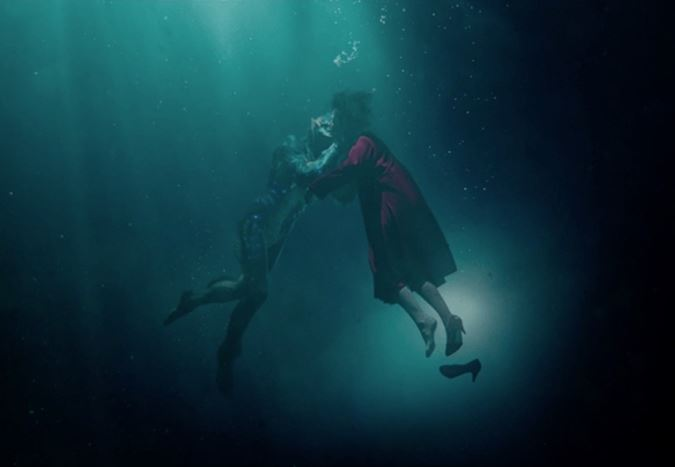 Guillermo Del Toro'nun yeni filmi The Shape of Water'dan fragman yayınlandı