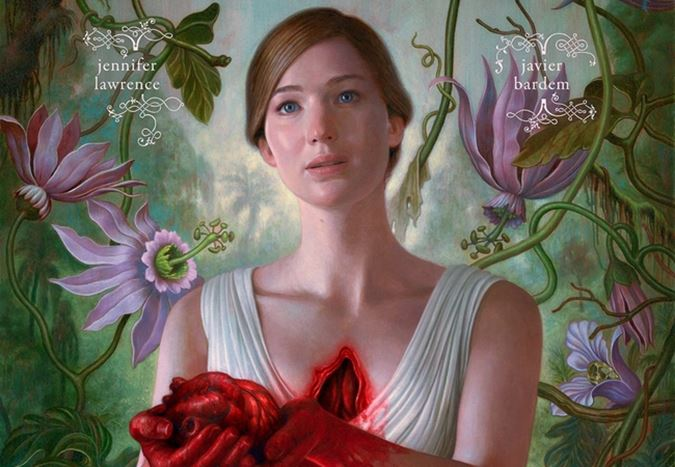 Darren Aronofsky'nin merakla beklenen yeni filmi Mother!'dan ilk görüntüler yayınlandı