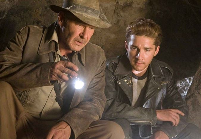 Shia LaBeouf, Indiana Jones 5'te yer almayacak