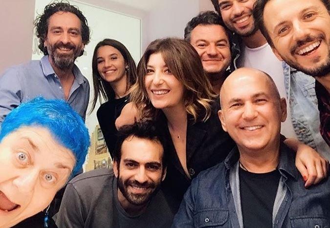 Ferzan Özpetek ve Serra Yılmaz'ın yeni projesinin kadrosu belli oldu