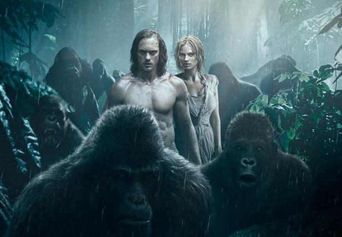 Box Office Türkiye: Tarzan Efsanesi açılışını zirvede yaptı!