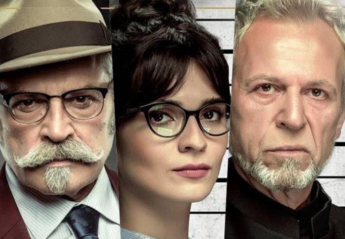 Onur Ünlü'nün yeni filmi Cingöz Recai'nin karakter afişleri yayınlandı