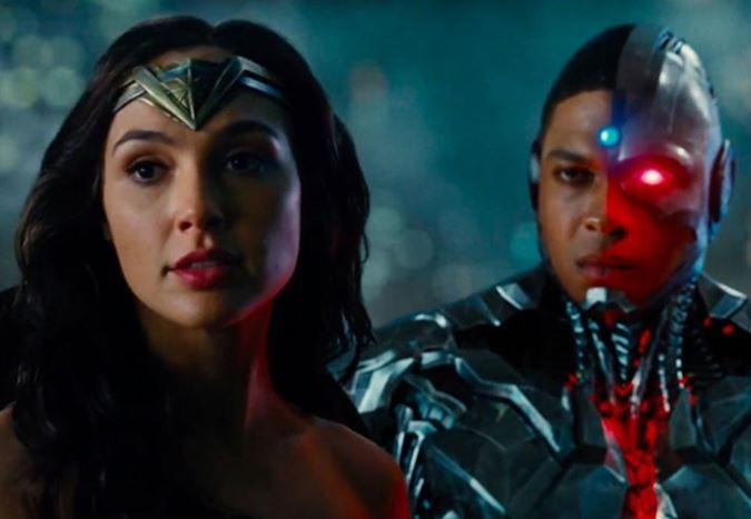 Justice League'den merakla beklenen yeni fragman yayınlandı