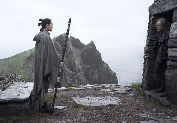 Yılın en merak edilen filmlerinden Star Wars: Son Jedi'dan yeni fragman yayınlandı