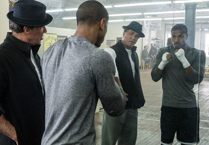 Sylvester Stallone, Creed 2'nin yönetmenliğini üstlenecek