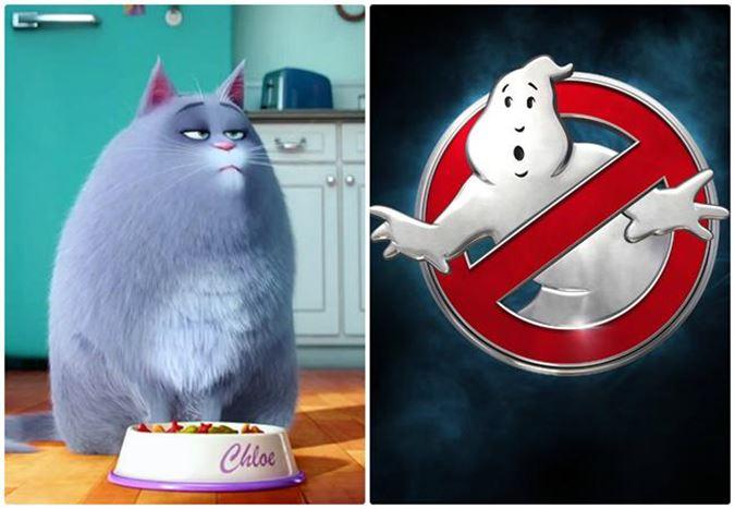 ABD Box Office: Evcil Hayvanların Gizli Yaşamı'nı Ghostbusters da durduramadı!