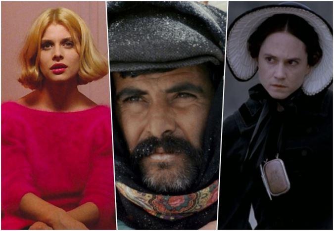 Cannes Film Festivali'nde Altın Palmiye kazanmış 10 unutulmaz film