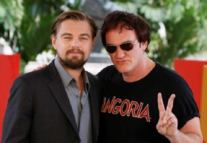 Quentin Tarantino'nun senaryosu hazır: Leonardo DiCaprio film için ismi geçen oyuncular arasında!