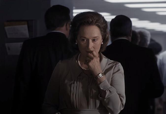 Steven Spielberg, Meryl Streep ve Tom Hanks'i bir araya getiren The Post'tan ilk fragman yayınlandı