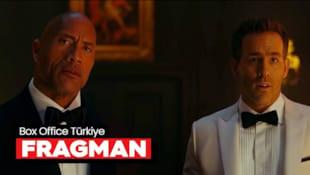 Red Notice Filmi Altyazılı Fragman 2