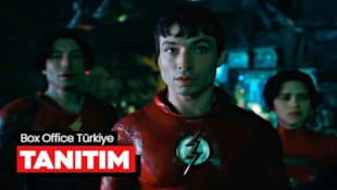 The Flash Filmi Altyazılı İlk Tanıtım