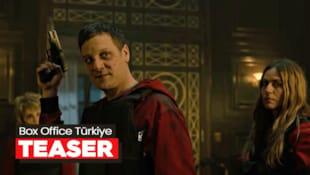Money Heist Filmi Sezon 5 Altyazılı Teaser