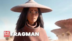 Raya ve Son Ejderha Filmi Dublajlı İlk Fragman