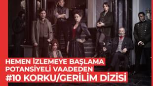 Filmi Korku Gerilim Türünden #10 Dizi Önerisi