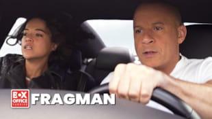 Hızlı ve Öfkeli 9 Filmi Dublajlı Fragman