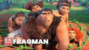 Crood'lar 2: Yeni Bir Çağ Filmi Dublajlı İlk Fragman