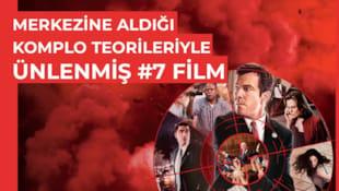 Filmi Komplo Teorilerileri ile Ünlenmiş 7 Film