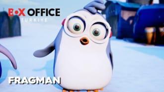 Penguenler Takımı Uzayda Filmi Dublajlı Fragman