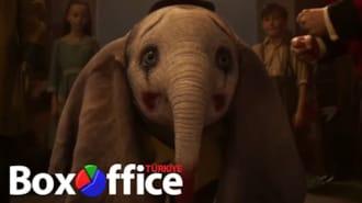 Dumbo Filmi Fragman 2 (Türkçe Dublajlı)