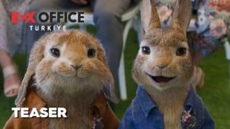 Peter Rabbit: Kaçak Tavşan Filmi Dublajlı Teaser