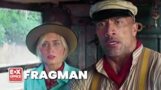 Jungle Cruise Filmi Dublajlı İlk Fragman