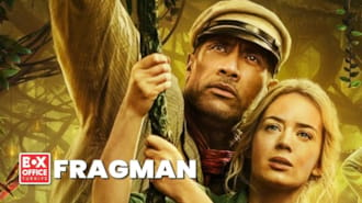 Jungle Cruise Filmi Dublajlı Fragman 2