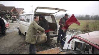 Bir Hurdacının Hayatı Filmi Fragman