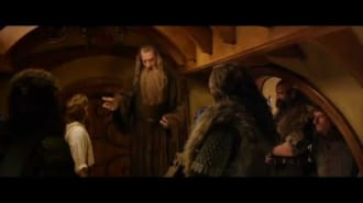 Hobbit: Beklenmedik Yolculuk Filmi Fragman (Orjinal Dil)