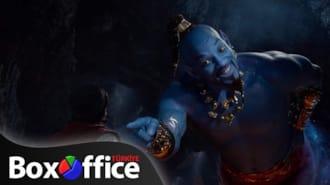 Aladdin Filmi Fragman 2 (Türkçe Dublajlı)