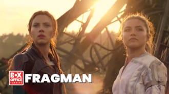 Black Widow Filmi Dublajlı Son Fragman